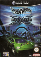 Nintendo Gamecube - HotWheels Velocity X - Complete and Boxed